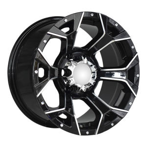 Y Shape Spokes Alloy Wheels pictures & photos