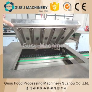 SGS Big Capacity Center Filling Snack Food Chocolate Moulding Depositor pictures & photos