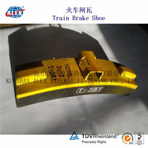 High Technology Composite Material Brake Pad for Train pictures & photos