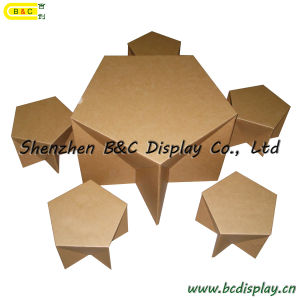 Hot Selling Miley Chair, Cardboard Table and Chair, Environmental Protection (B&C-F020) pictures & photos