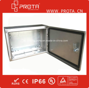 IP66 304 & 316 Stainless Steel Electrical Box pictures & photos