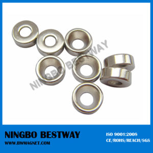 Permanent Ring Neodymium High Power Magnets pictures & photos