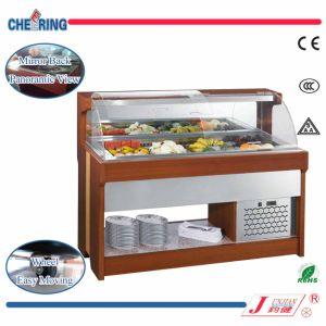 Hood Type Salad Bar (M-P1580FL4/M-P1910FL5) pictures & photos