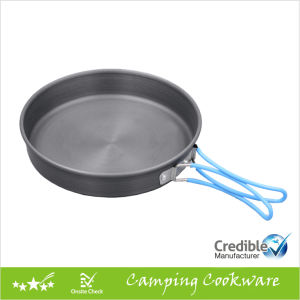 "8.25"" Aluminum Camping Fry Pan pictures & photos"