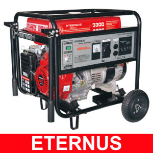 Touring Car Gas Generator Set (BH5000ES) pictures & photos