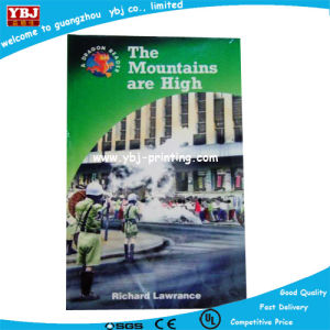 Hardcover Glossy Lamination Child Book Supplier
