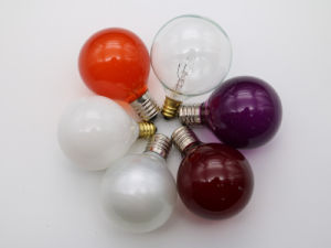 New Design Colorful LED Bulb for Decoration pictures & photos