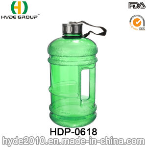 2016 Newly 2.2L PETG Big Plastic Water Bottle, 1.89L PETG Gym Water Bottle (HDP-0618) pictures & photos