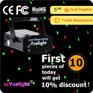 Yuelight Mini Party Laser Christmas DOT Firefly Fairy Star Mini Laser Light Show Projector pictures & photos