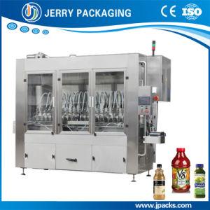 50ml-1000ml Automatic Pet Bottle Fruit Juice Filling Machine pictures & photos