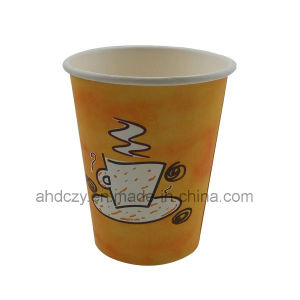 Flexo Printing 10oz Colorful Soda Drink Paper Cup pictures & photos