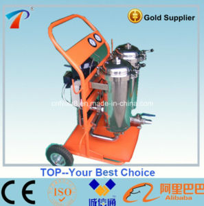 Easy Operation Skid Mounted Portable Oil Purifying Unit (JL-100) pictures & photos