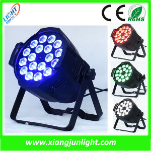 Outdoor 18X18W LED PAR Light and Wash Light LED Bulb pictures & photos