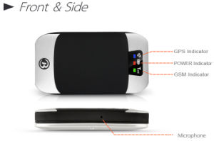Car Vehicle GPS Tracker with Waterproof and Mini Size pictures & photos
