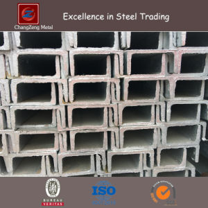Prime Quality Hot Rolled Channel Steel Bar (CZ-C70) pictures & photos