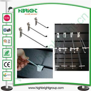 Slatwall Hooks, Hanging Hooks, Single Rail Slatwall Hook pictures & photos