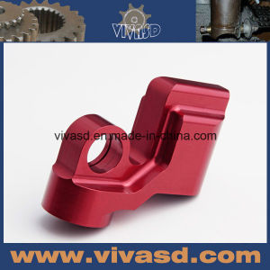 Precision High Quality Anodized Aluminum Auto Moto Parts pictures & photos