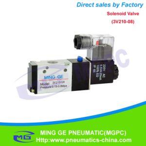 3V200 Pneumatic Solenoid Valve (3V210-08, 3V220-08) pictures & photos