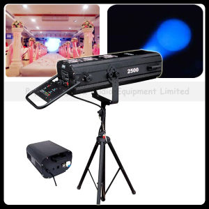 Stage Effect Manual Device HMI 2500W Follow Spot Light pictures & photos