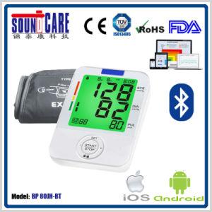 Bluetooth Digital Automatic Blood Pressure Monitor (BP 80JH-BT)
