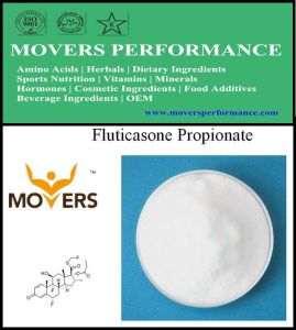 Hot Sale High Purity Fluticasone Propionate 99.5% 80474-14-2 pictures & photos