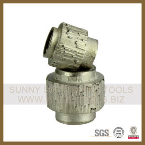 Sunny Diamond Wire Saw Rope Segments Beads pictures & photos