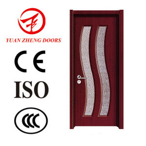 Fancy Wood Door Design Good Quality PVC Door pictures & photos