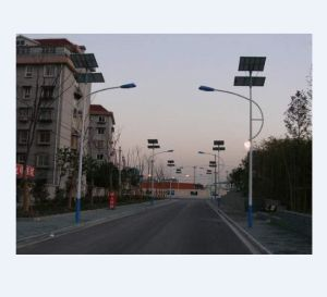 Super Bright 50W Solar Street Light with 3-5 Years Warranty