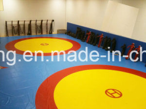 Whole Wrestling Viny Cover &Grappling Gym Mats pictures & photos