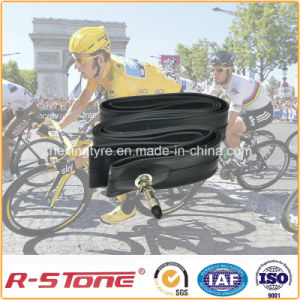 High Quality Butyl Bicycle Inner Tube 22X1 3/8 pictures & photos