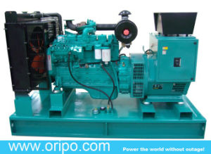 Foshan Factory Price Electric Machine Open Type Diesel Generator Set pictures & photos