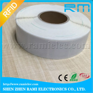 860-960 MHz Alien H3 Passive RFID Label Sticker Strong