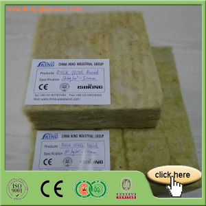 Isowool Rock Wool Board pictures & photos