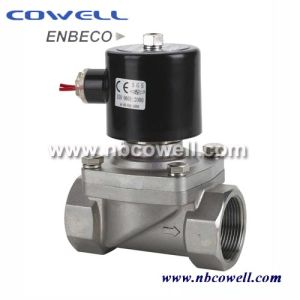 "Thread 1.5"" Electromagnetic Pulse Valve in Industry Field pictures & photos"