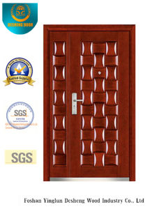 Classic Style Security Two Door for Exterior (b-3025) pictures & photos