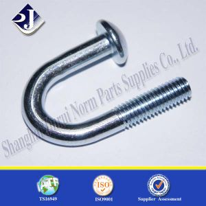 Construction Use Stainless Steel 304 U Bolt with Nut pictures & photos
