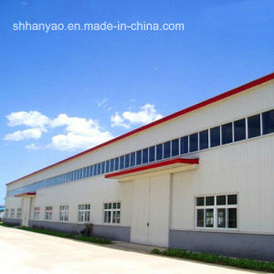 Steel Structure Prefab House for Prefabricated Building Environmental Friendly pictures & photos