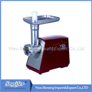 New Efficient Electric Meat Grinder Sf-5002 (Black) with Reverse Function pictures & photos