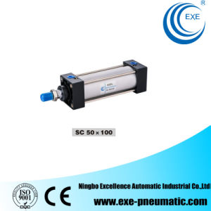 Sc Series Standard Pneumatic Cylinder Sc50*100 pictures & photos