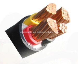 0.6/1kv 4core Cable Copper Conductor PVC Insualted Electric Cable pictures & photos