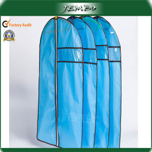 Custom Fashion Polyester Oxford Cloth Suit Garment Bag Cover pictures & photos