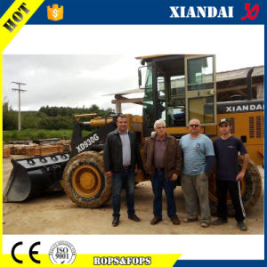 Zl30 Xiandai Brand Wheel Loader with with Pallet Fork (XD930G) pictures & photos