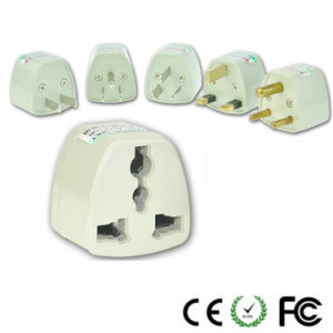 Universal Travel Adapter with Brazil Plug pictures & photos