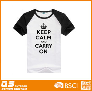 Men′s Printed Casual T-Shirt pictures & photos