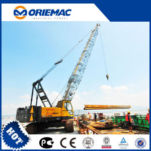 Best Price Xcm 55 Ton Small Crawler Crane (XGC55) pictures & photos
