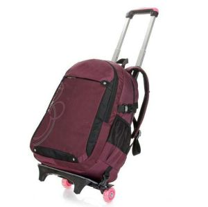 Heavy Duty School Durable Trolley Bag Sh-16051915 pictures & photos