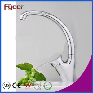 Fyeer Novelty Brass Kitchen Sink Faucet (QH18001) pictures & photos