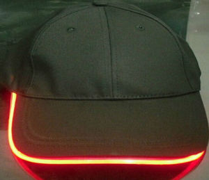 2017 New Fashion Unisex LED Caps with Party pictures & photos