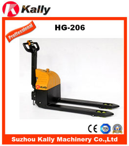 Material Handling Equipment of Electric Pallet Truck (HG-206)