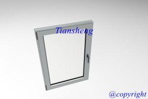Double Glazing Aluminum Casement Window with AS/NZS2208 pictures & photos